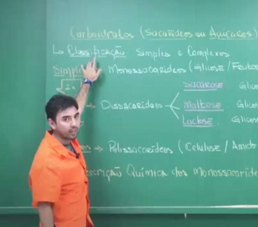 Carboidratos (Sacarídeos ou Açúcares)