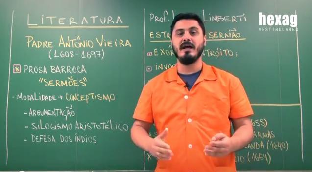 Literatura – Padre Antônio Vieira