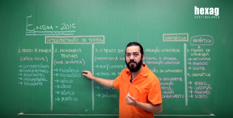 Dicas Enem 2015 – Interpretação de Textos e Gramática