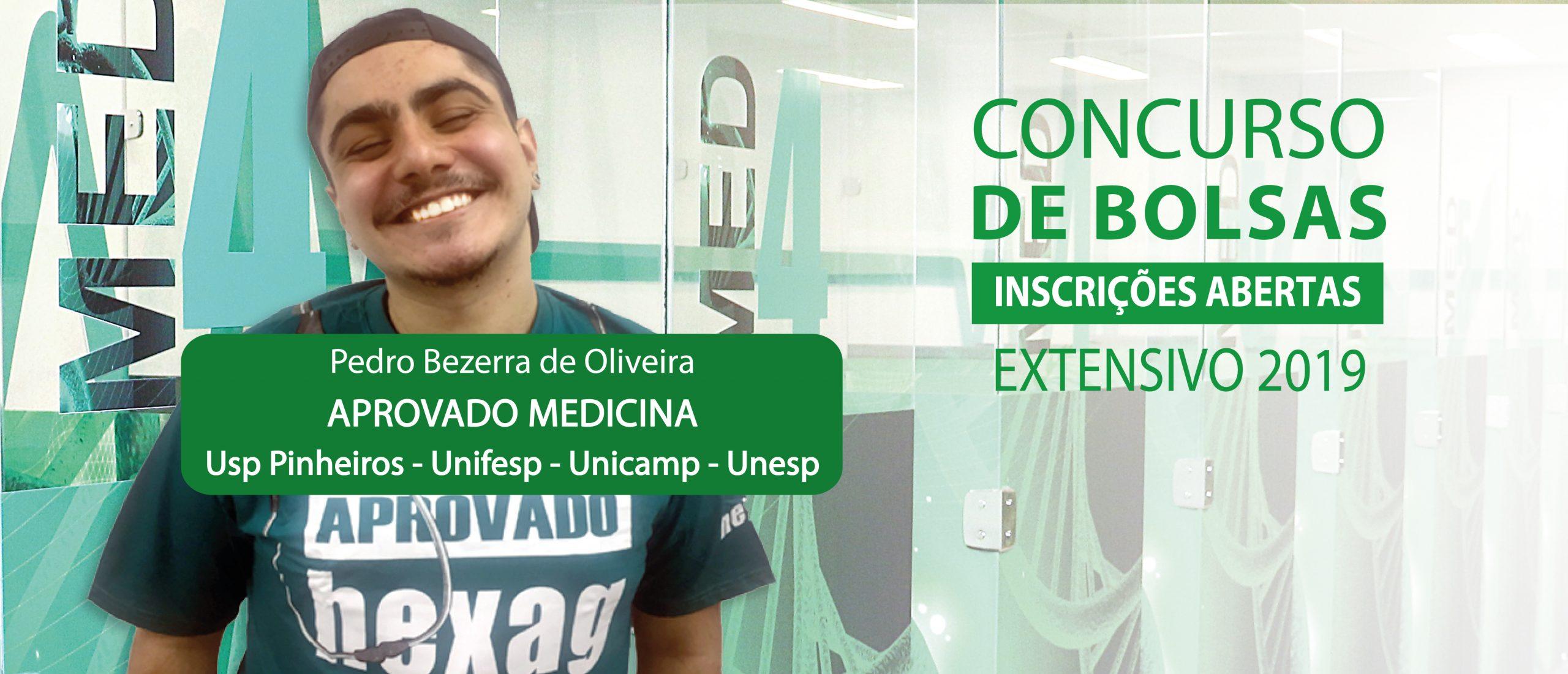 Hexag Medicina abre inscrições para o Concurso de Bolsas 2019
