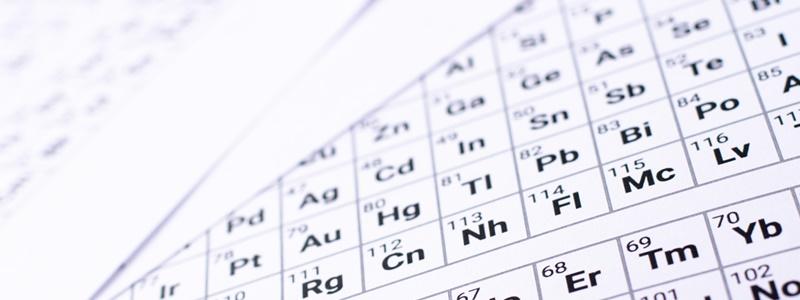 Tabela periódica – O que estudar para o vestibular