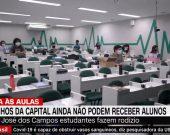 Em São José dos Campos estudantes fazem rodízio