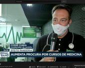 Efeito pandemia – Aumenta a procura por cursos de medicina