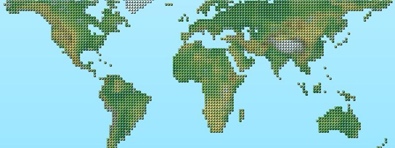 Principais biomas do mundo